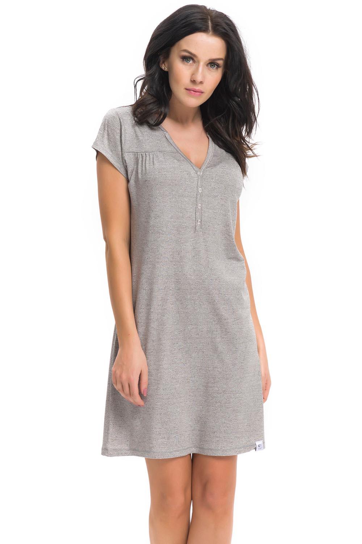 Doctor Nap Dn-nightwear TCB.9117 - koszula do karmienia