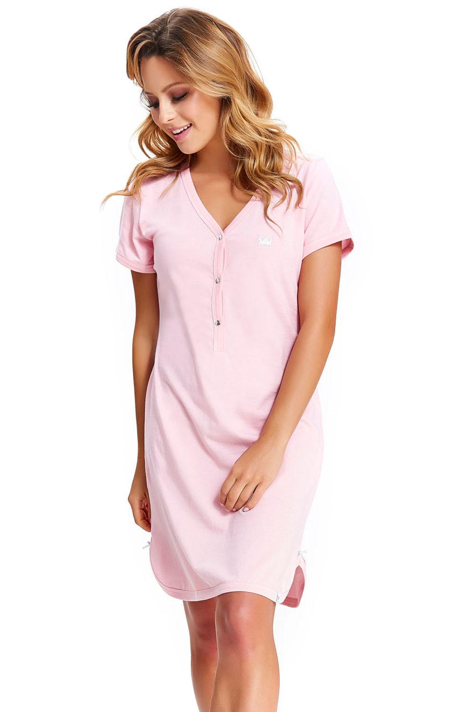 Doctor Nap Dn-nightwear TCB.9505 - koszulka ciążowa oraz do karmienia