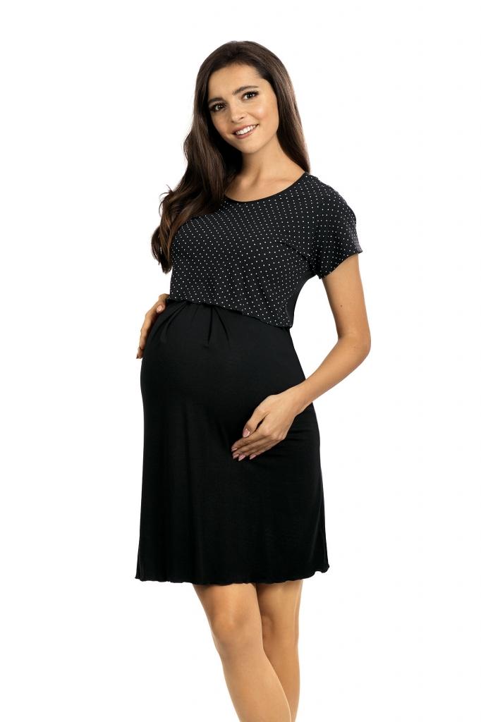 Lupoline Koszulka ciążowa i do karmienia 3106